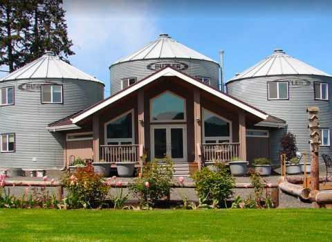 Abbey Road Farm Silo Suites